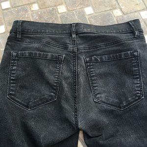 Ann Taylor Jeans - Ann Taylor loft black jeans